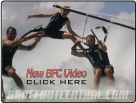 Barefootcentral.com Who do you love barefooting video
