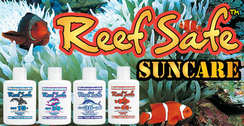 Reef Safe Biodegradeable Sunscreen